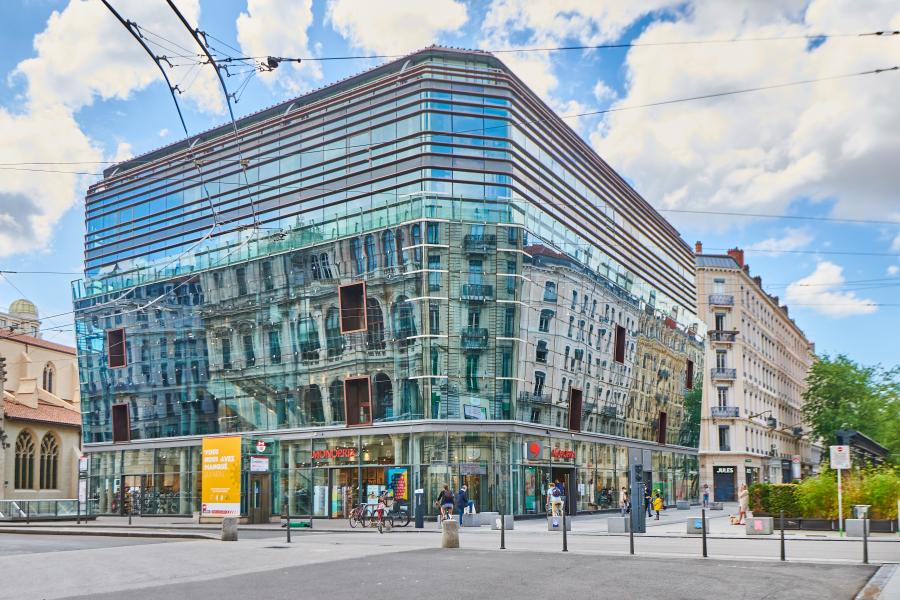 AEW - Immeuble Place des Cordeliers - Lyon