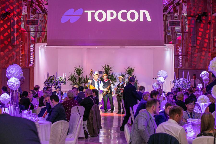 Reportage Évènementiel - TOPCON EVENT