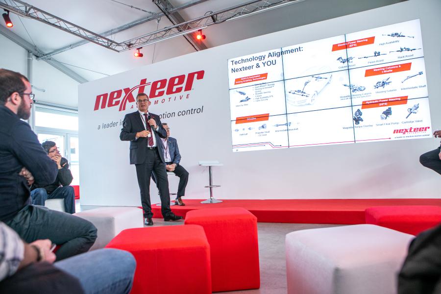 Nexteer - Tech Days - Paris