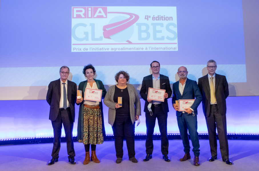 photogrpahe-diplome-gagnant - Reportage photo - Business France - Relance Export Agro