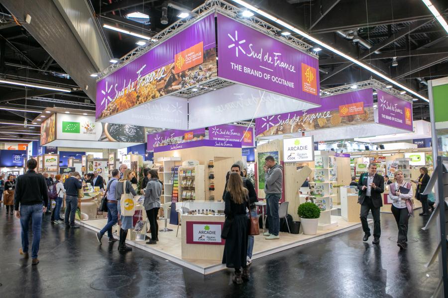Business France - Salon Biofach Nuremberg