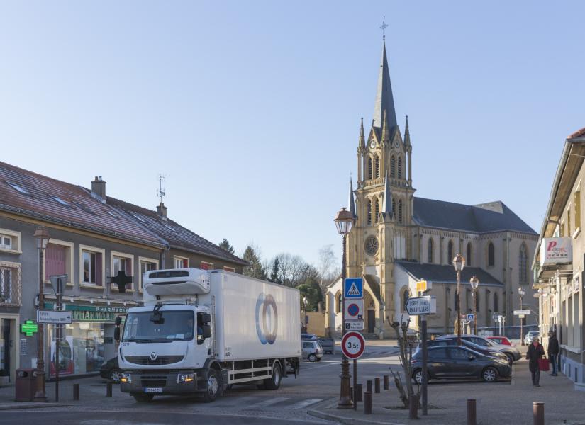 Reportage photo industriel - STEF Metz